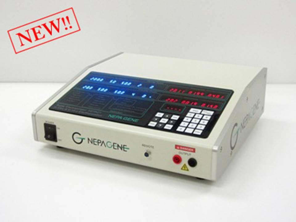 NEPA21 Eelectroporator